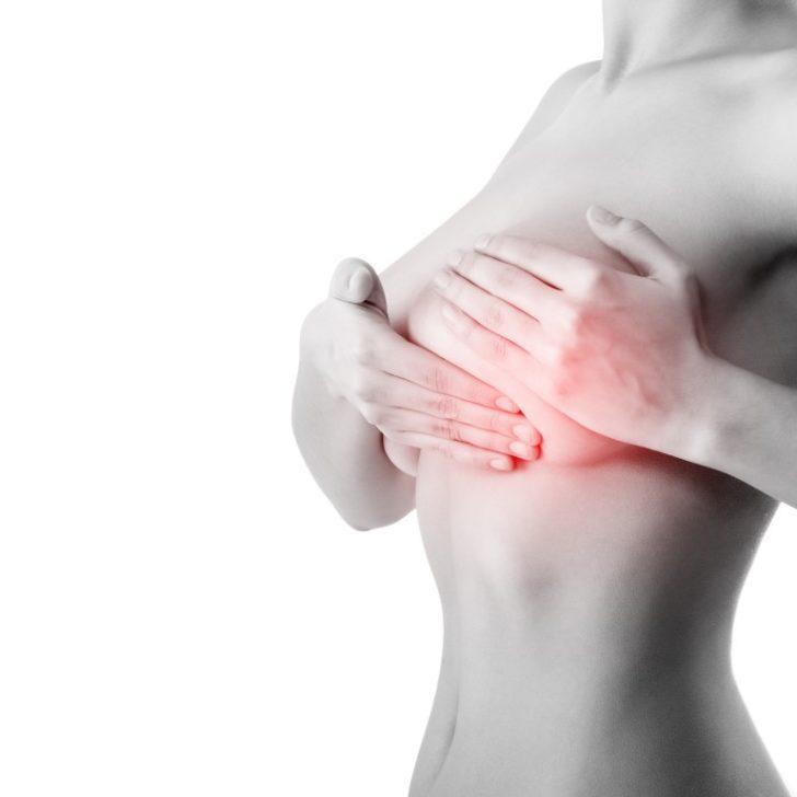 Боль в молочных железах