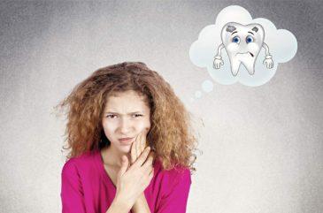 Сильно болит зуб