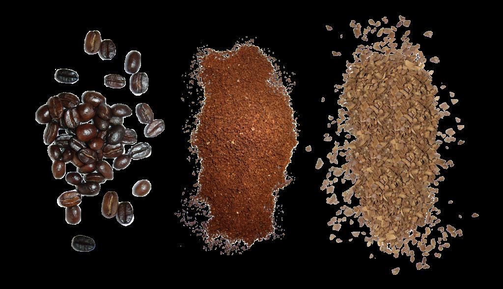 Кофейные зерна в домашних условиях