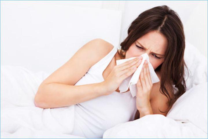 Как вылечить насморк в домашних условиях беременной