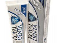 Зубная паста Royal Denta Silver