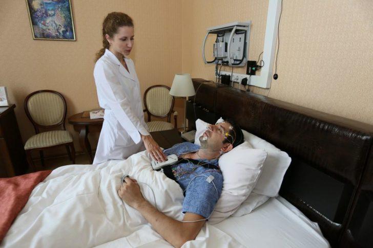 Сомнолог и пациент