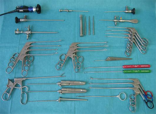 Инструмент для артроскопии коленного сустава специализированные клиники в спб по опорно двигательному аппарпту и суставам