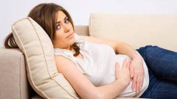 проблемы с пищеварением при беременности