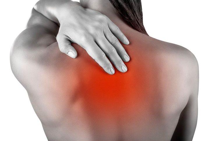Боль в грудном отеделе позвоночника при хондрозе