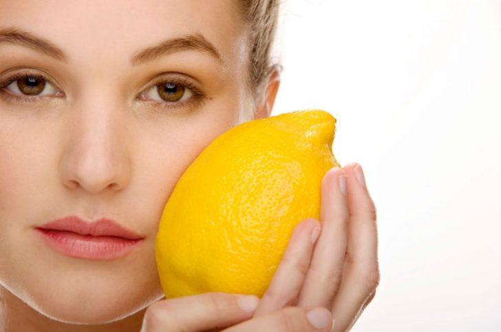 Лимонные маски для лица