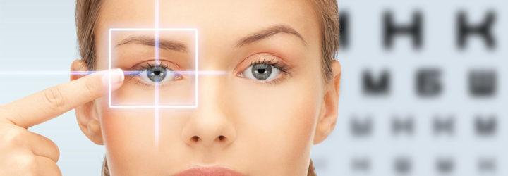 обследование глаза