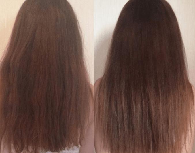 Фото до и после применения Пантовигара