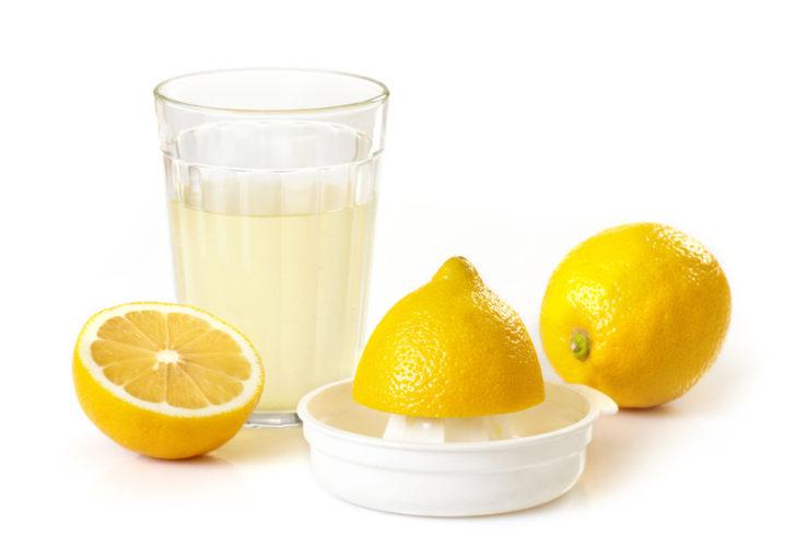 Приготовление лимонного сока