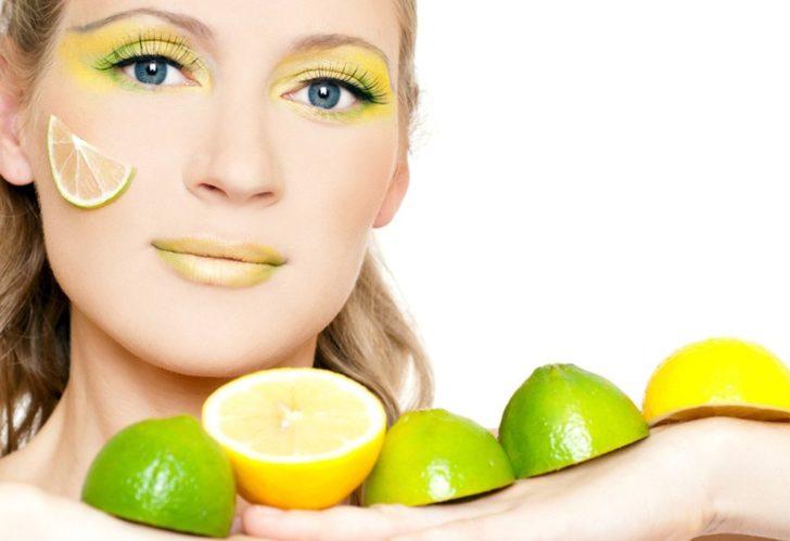 Полезные вещества лимона