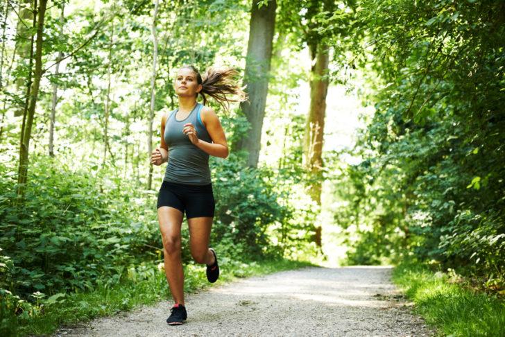 Физические нагрузки — бег