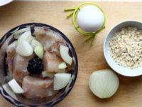 Приготовление рыбного суфле из минтая