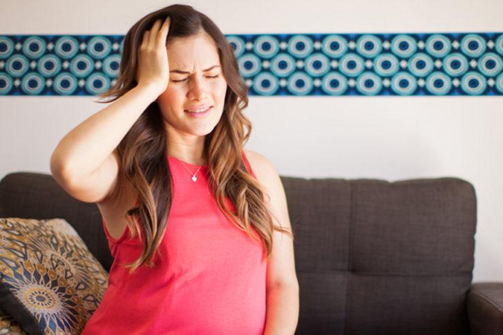 Головные боли у беременных