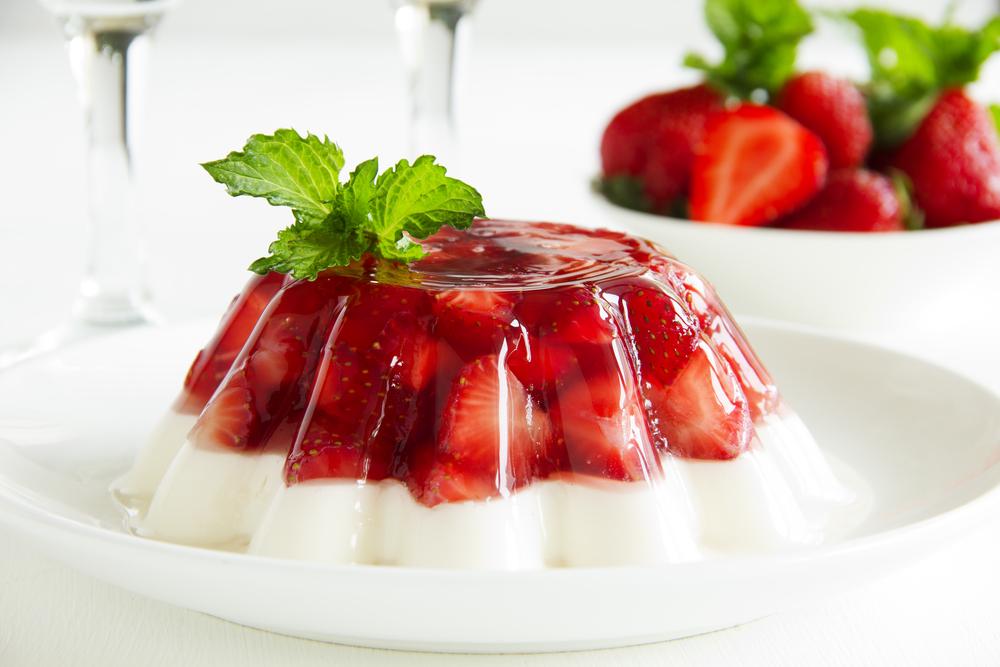 Как приготовить желе с ягодами из желатина