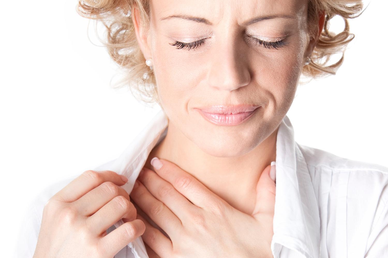 Ком в горле: причины и варианты лечения