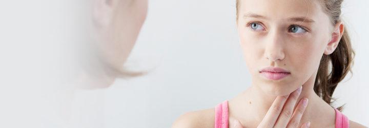 Першение в горле: причины, лечение першения в горле