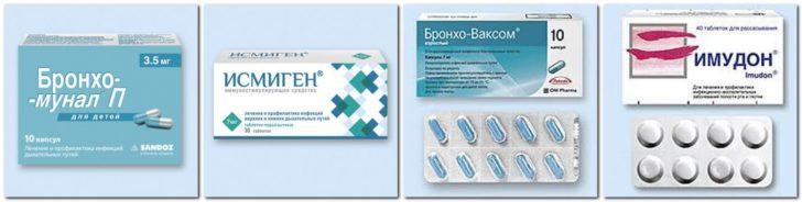 Лекарства от скарлатины