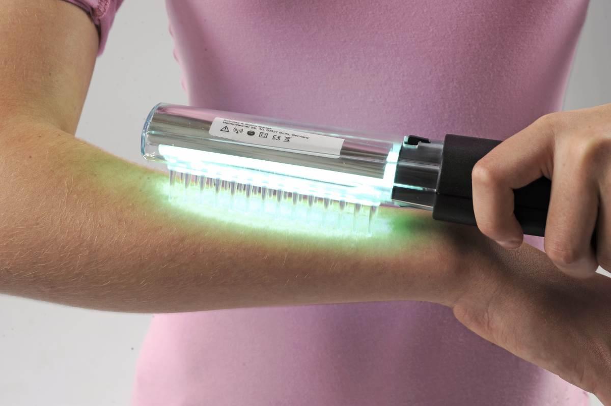 Аппараты для лечения псориаза в домашних условиях
