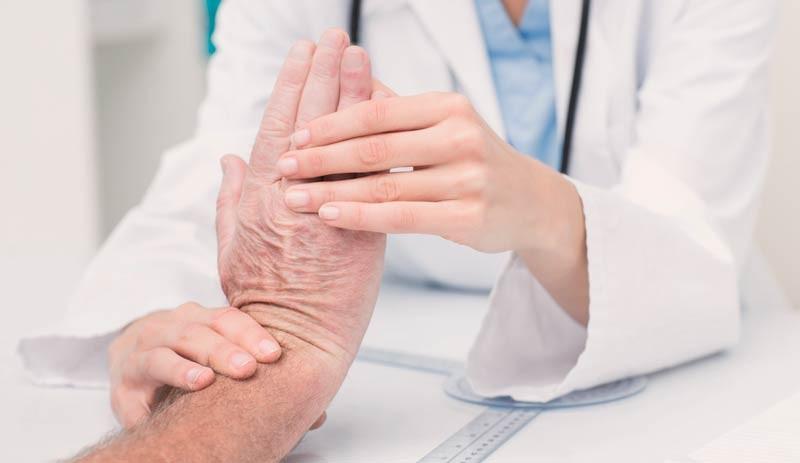 диагностика артрозов рук