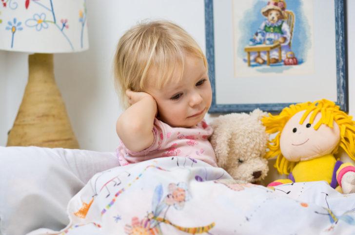 Шум в голове у ребенка