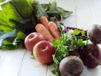 Овощи с большим содержанием клетчатки
