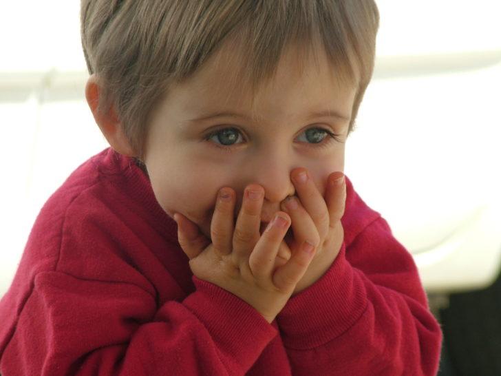 Тремор рук у ребенка