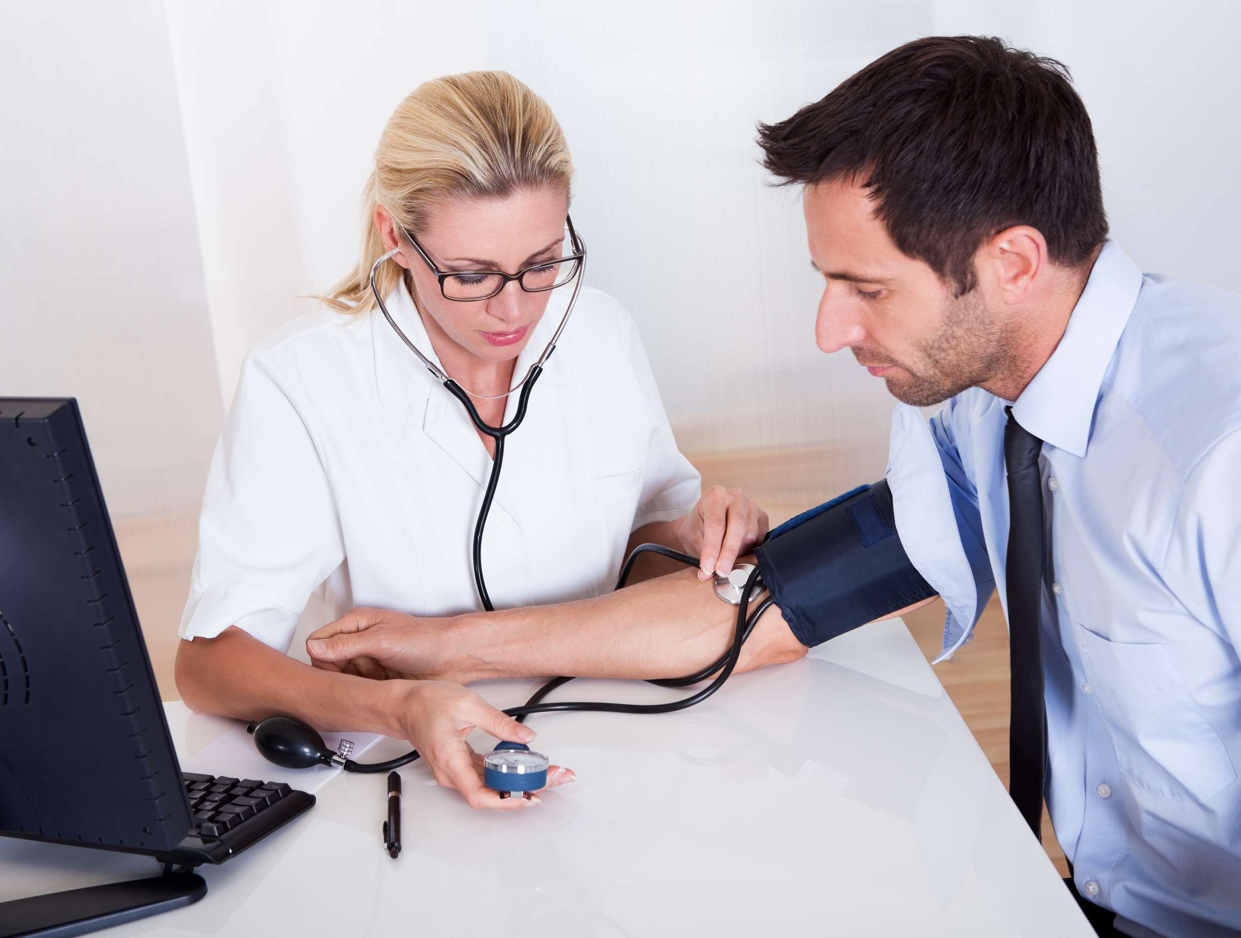 Гипотония: причины, симптомы, лечение