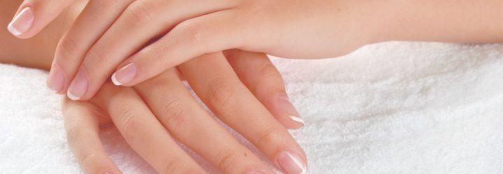 Чистые женские руки