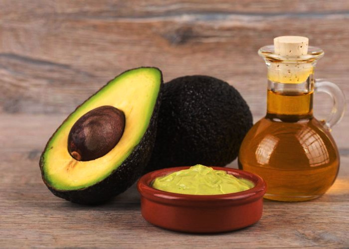 Авокадо и масло чайного дерева