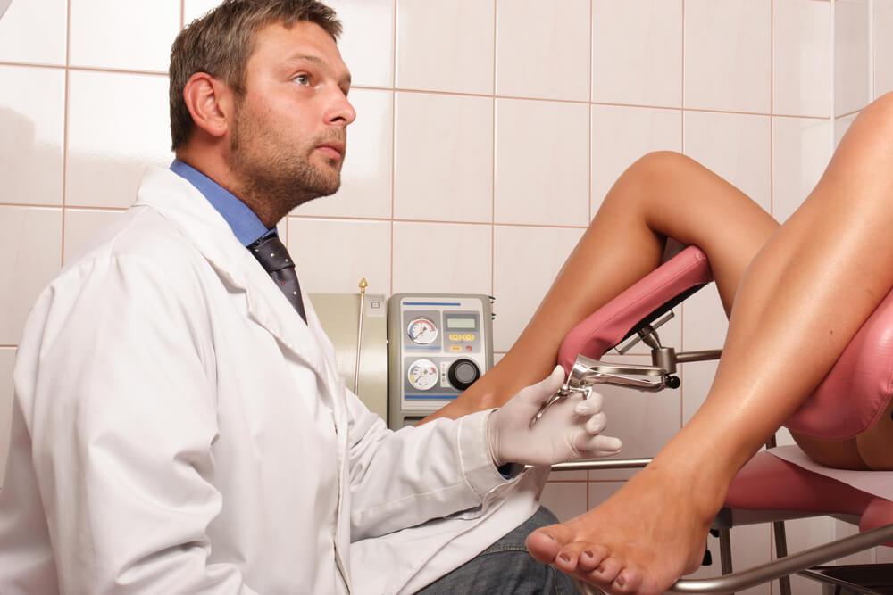 документальные фото пособия осмотра вагин