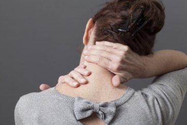 Боли в области шеи
