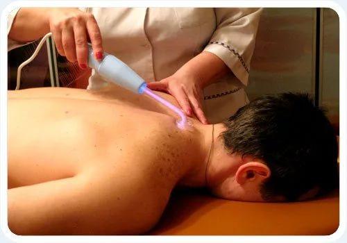 Физиопроцедуры при мастопатии
