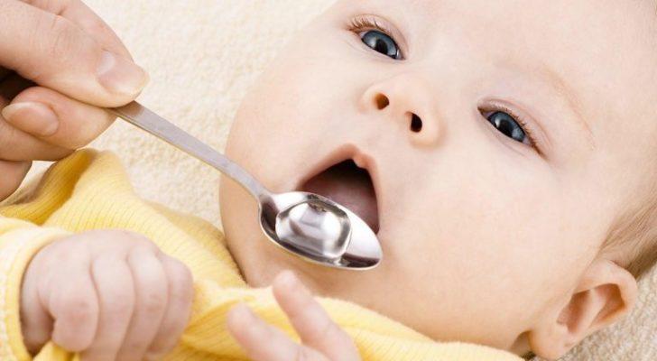 Бродильная диспепсия у детей (грудничков)