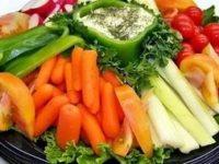 Овощная пища
