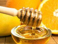 Мёд и цитрусовые