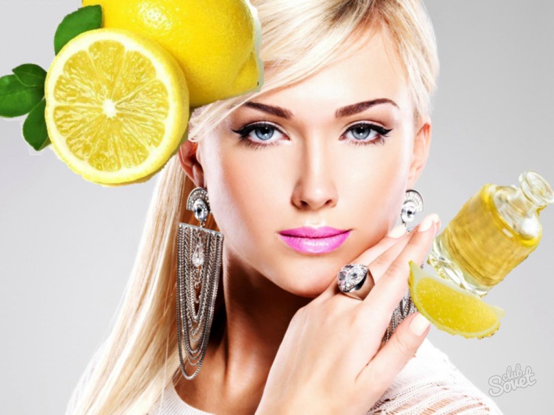Лимон в косметологии: избавляемся от прыщей