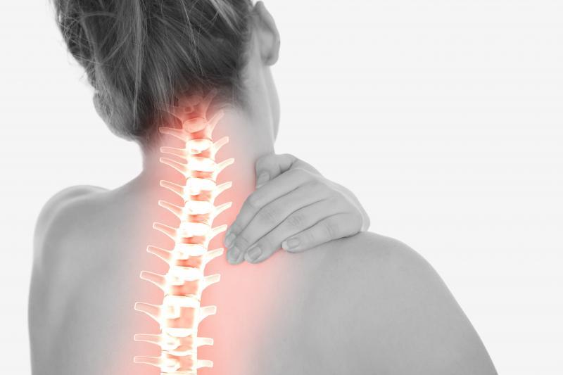 Причина боли при движениях головы: нестабильность шейного отдела позвоночника