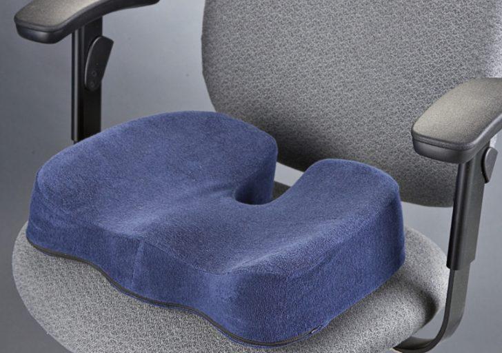 ортопедическая подушка для кресла