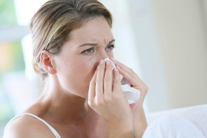 Сниженный иммунитет у женщины