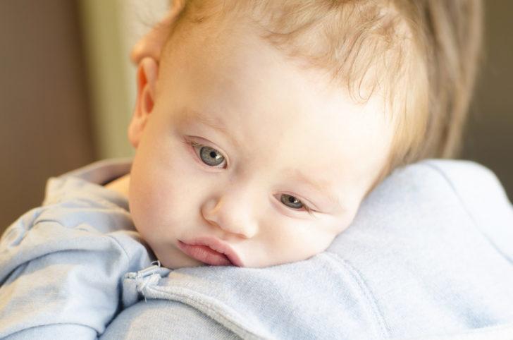 Ребенок 1 год рыгает