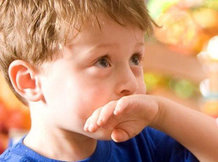 Утренняя тошнота у ребёнка