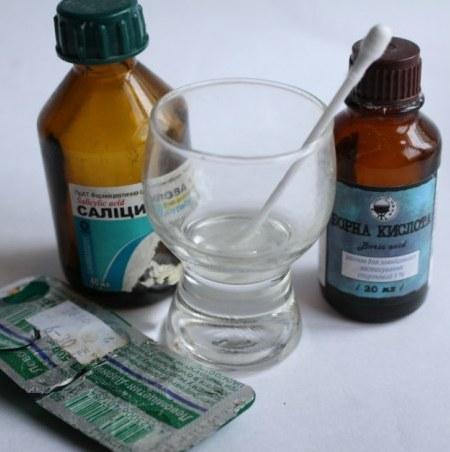 Приготовление болтушки с Левомицетином