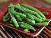зелёная фасоль