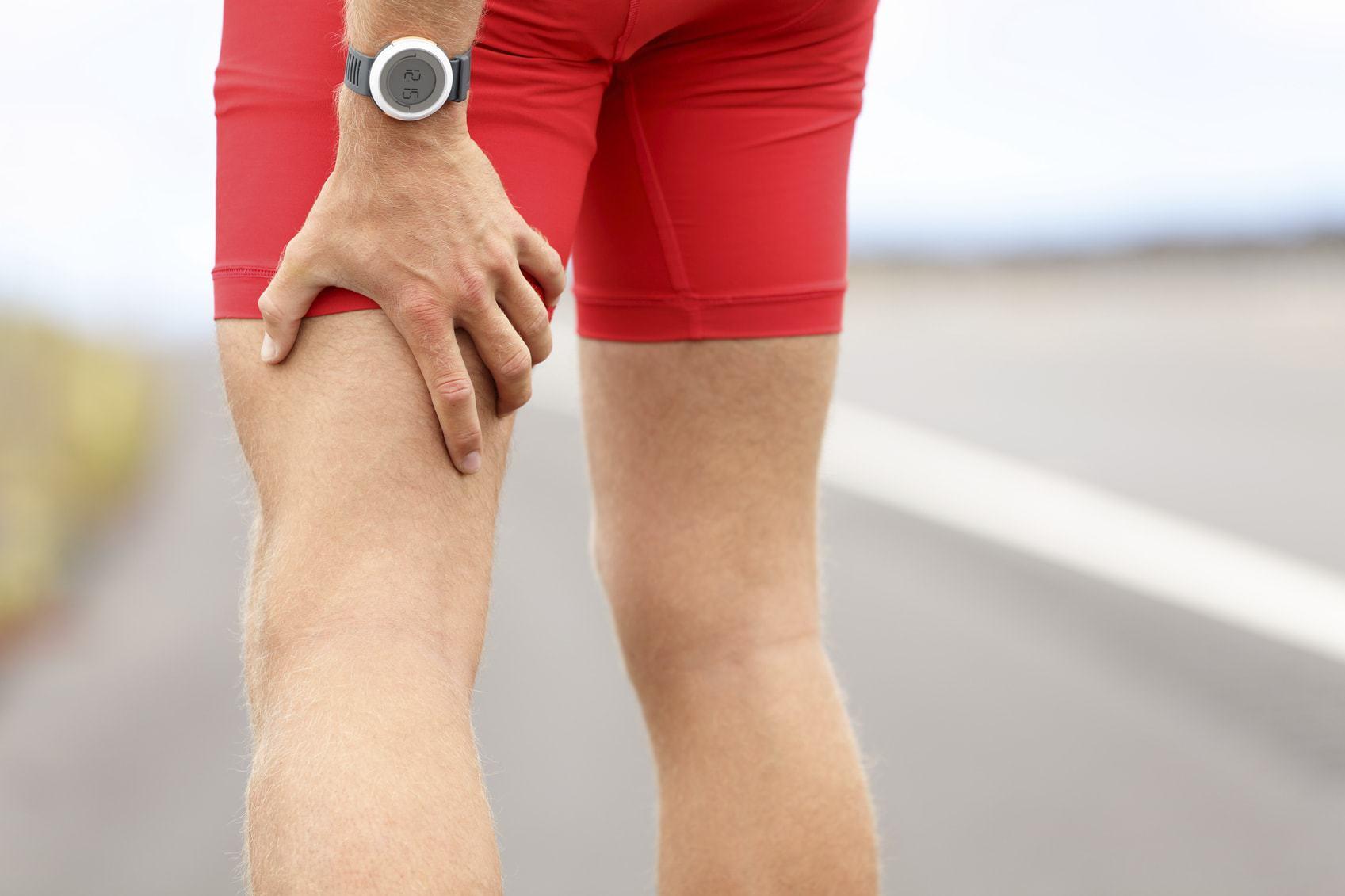 Боль в ноге — от бедра до колена