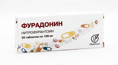 Антибиотик от цистита у женщин одна таблетка