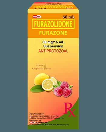Гранулы Фуразолидона для детей