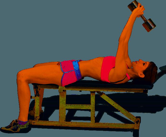 Упражнение Пулловер