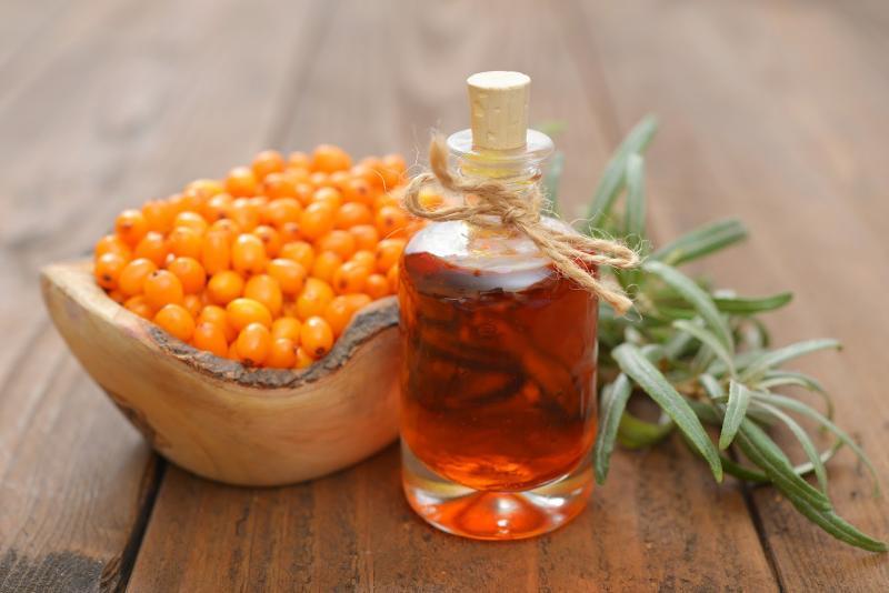 Облепиховое масло для поддержания красоты кожи лица