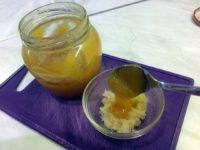 Тёртый лук с мёдом
