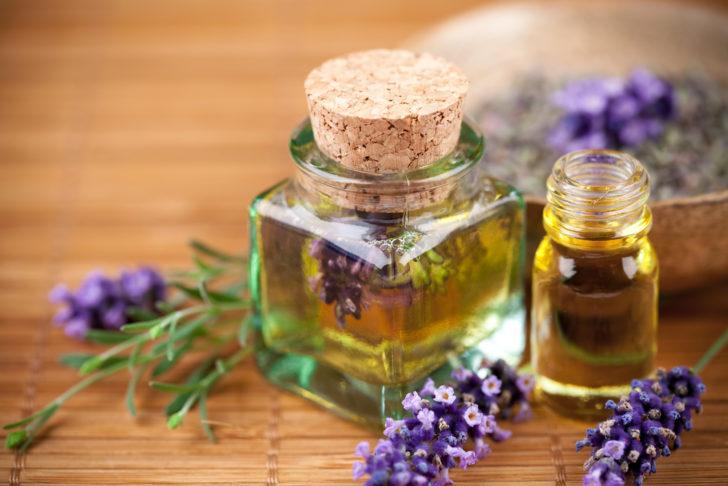 Эфирные масла лекарственных трав